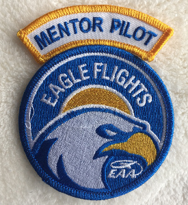 Eagle Flights Mentor Patch